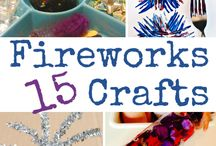 Bonfire Night Crafts
