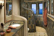 glass free showers