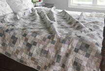 Neutral Color Quilts
