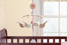 Little Birdy Themed Baby Girl Nursery / by Kendel R