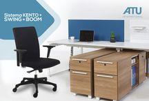 ATU desks+systems+meeting tables