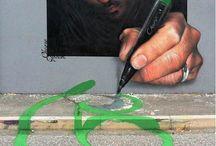 Roliga målningar