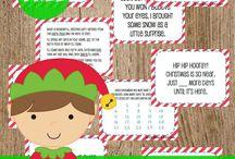Elf on the shelf. Ideas