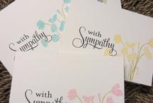 Stampin' Up! - Sympathy / Sympathy card inspiration