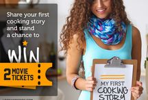 Contest / Look and Cook Contests