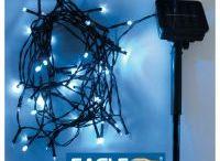 Solar Power String Lights
