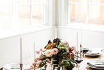 INTERIOR // Tablesetting
