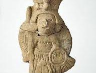 Figurillas Mesoamérica