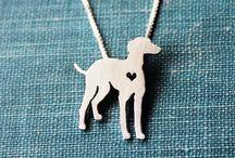 Sighthound stuff / Prylar & dylikt till mig som är en vinthunds-nörd.
