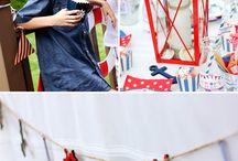 Theme - Sailor Baby Boy Shower / Baby Boy Shower, Sailor/Nautical Themed