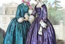 fashion plates 1850's
