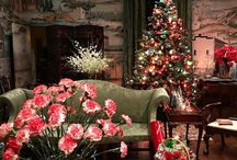 Yuletide at Winterthur 2017 / Celebrating Yuletide at Winterthur and the traditions of holidays past.