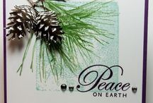 Better than Hallmark - Christmas / One of a kind handmade Christmas cards.