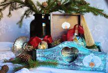 Ideas for Home / Dekoracje wykonane przeze mnie , opublikowane na http://luna-decodesign.blogspot.com/