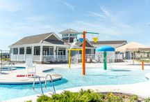 Millville By The Sea / Located just 4 miles from the surf and sand of Bethany Beach, the homes of Millville By The Sea is the perfect vacation or retirement home!