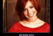 Red Heads / You know what they say about Redheads, HOT!!!