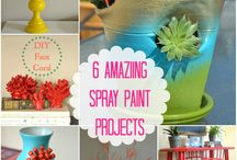 spray paint inspiration