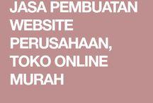 Jasa Pembuatan Website Perusahaan, Toko Online Murah