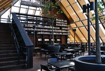 Bookstore & Coffee House Concept