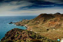 Cabo de Gata / La naturaleza más salvaje...#cabodegata