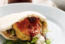 Vegetarianos e rápidos / Receitas para pratos principais - vegetarianos e rápidos na sua confecção