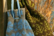 More knitting  and crochet  / by susan brayshaw