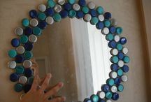 crazy for bottle caps / by Melanie Gower