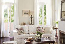 Living Rooms / Living Room Design Inspiration / by Etcetorize
