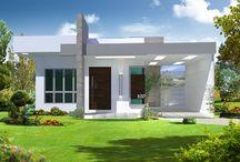casas e decoração