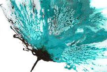 Aqua fleur pavot