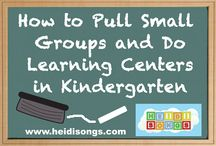 Small groups / Pulling small groups in reading and math
