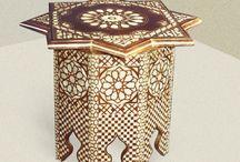marocco table