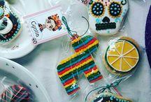 Fiesta mexicana de Entre Pasteles y papeles