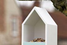 Feeder -birds/squirrels