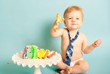 Smash the Cake / Smash the cake ideas  Idées smash the cake (1er anniversaire bébé, enfant)
