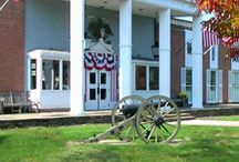 History and Romance in Gettysburg, Pa. / The small town of Gettysburg, Pa. is a great place to visit anytime of year.