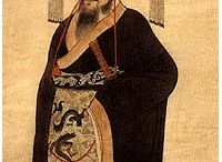 kínai császár jelmez