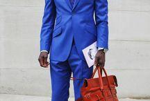 Sapeurs, gentlemen of Congo