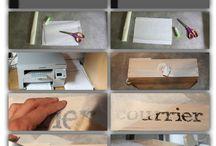 Transfert de lettre avec dupapier