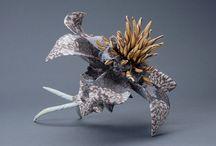 Ceramics of interest / Interesting ceramic sculptures/works