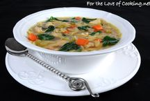 souper douper / bowls of goodness / by Carrie Neal Walden