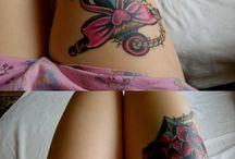 Tattoos / by Kristi Over