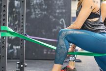 Mobility Tools / Products and tips to help get a better range of motion and add increased resistance during workouts.