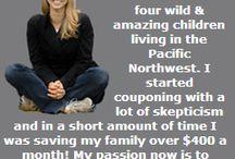 Saving moneys / by Kayla Fitzwater