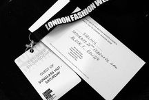 """#LFW / I wasn't a """"frower"""" at the Sibling show but the people watching was amazing!"""