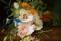 Rachel Ruysch (1664 - 1750) / Dutch Art.