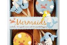 Mermaids / by Kate Knolls