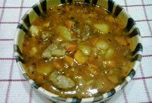 Supe,ciorbe / supe,ciorbe,borsuri
