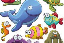 peces infantiles