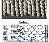 Crochet edging / Trims, edgings, lace borders and insertions